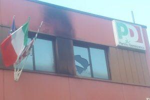 Attentato alla sede del PD – la nostra solidarietà